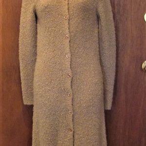 Blue Asphalt Sweaters - Blue Asphalt beige sweater coat